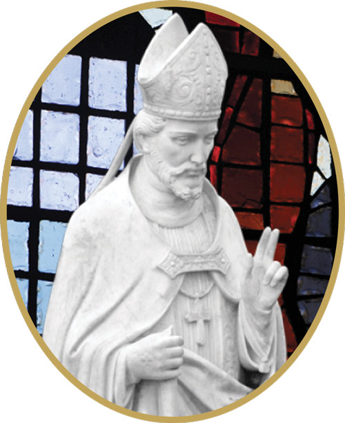 St. Alphonsus Catholic Church logo image
