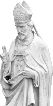 Statue of St. Alphonsus