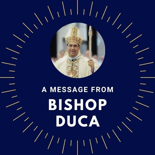 Letter from Bishop - 01/15/2021